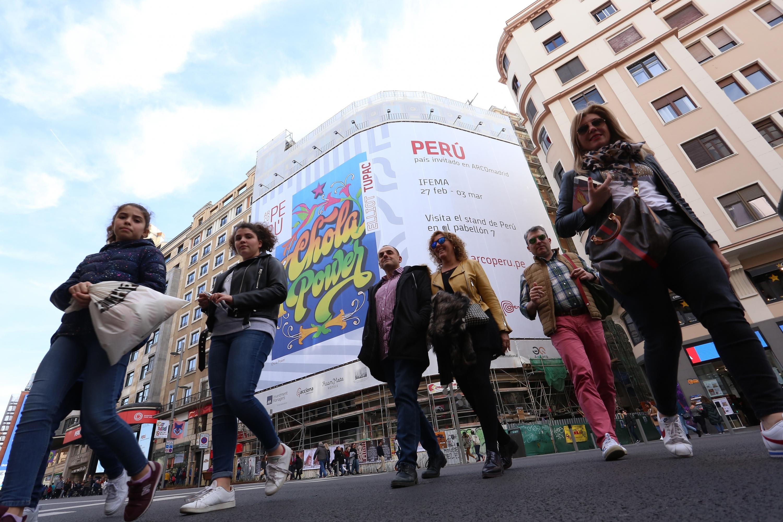 ARCOmadrid 2019: el arte peruano presente en las calles de Madrid| FOTOS