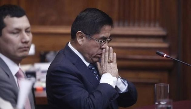 Difunden audios entre Hinostroza y juez que verá casación de Keiko Fujimori
