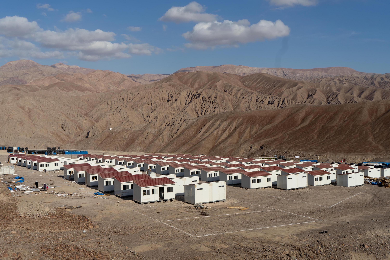 Tacna Damnificados Por Huaico En Mirave Reciben Módulos De