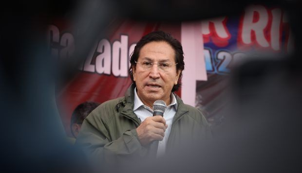 ¿Qué pena se pide para expresidente Alejandro Toledo por Caso Ecoteva?