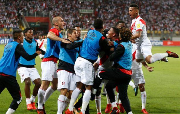 Selección peruana se mantiene en el puesto 11 del ránking FIFA