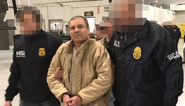 """""""El Chapo"""" Guzmán pide más horas al aire libre en prisión y tapones para dormir"""