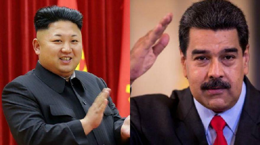 """Corea del Norte apoya a Nicolás Maduro y denuncia """"tentativa de golpe de Estado"""" en Venezuela"""
