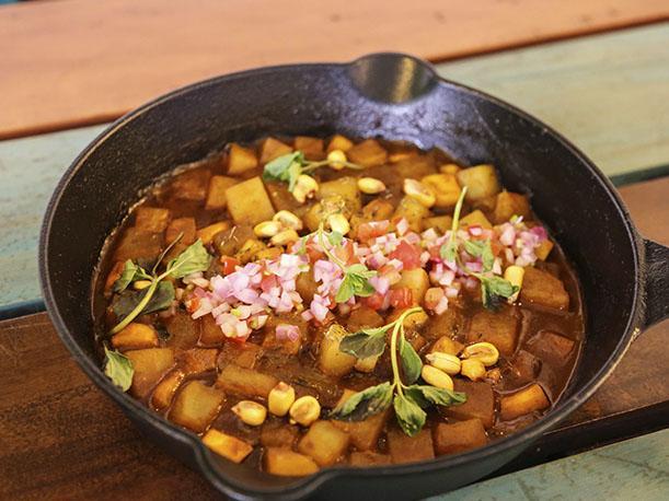 Chanfainita, un plato criollo ideal para celebrar las Fiestas Patrias | RECETA Y VIDEO