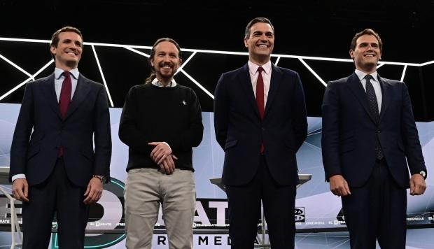 El Parlamento español queda fragmentado y a la espera de negociaciones para formar mayoría