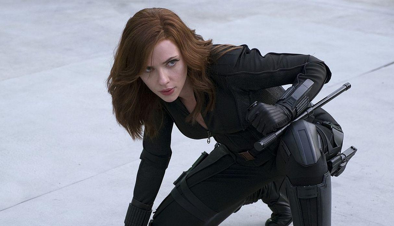 Scarlett Johansson habló sobre el ingreso de Salma Hayek y Angelina Jolie a Marvel