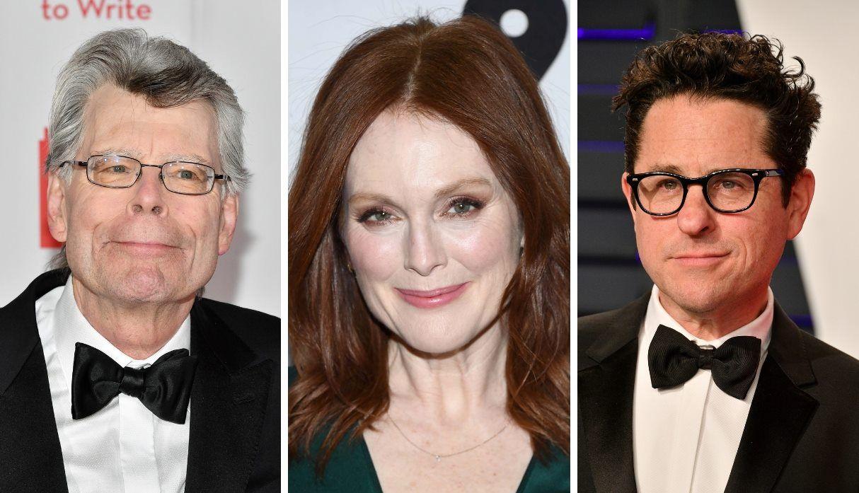 Stephen King, Julianne Moore y J.J. Abrams trabajarán juntos en una nueva serie de televisión para Apple TV+