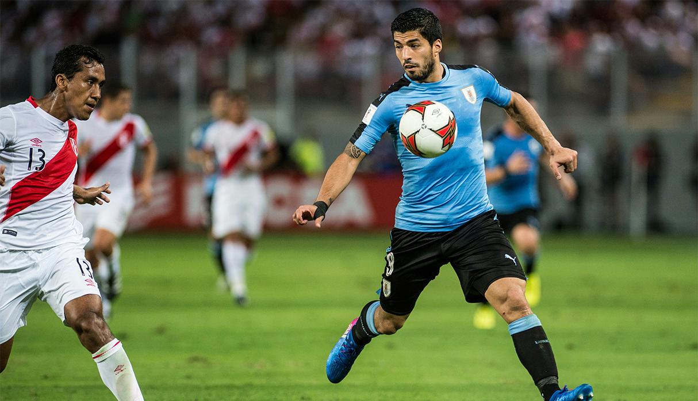 Perú vs. Uruguay: Luis Suárez, 'la estrella' con récord personal ante la bicolor | FOTOS y VIDEO