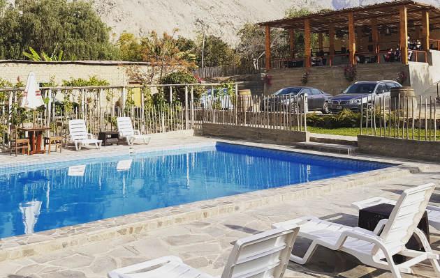 Lunahuaná: este hotel recibió el premio Travellers' Choice 2019 e TripAdvisor