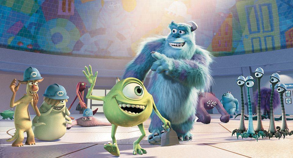 """John Goodman y Billy Crystal volverán a interpretar a Mike y Sulley de """"Monsters Inc."""" en serie de Disney+"""