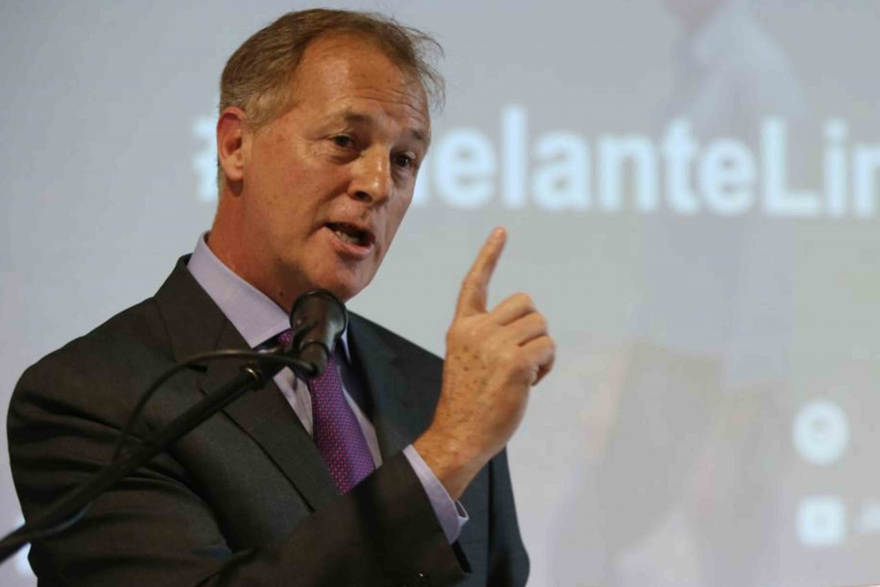 Jorge Muñoz afirmó que desactivará el plan 'pico y placa' si no funciona en Lima