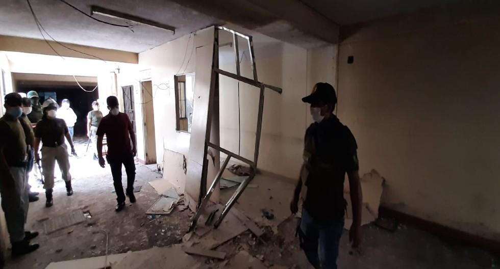 Coronavirus en Perú: motín en penal de Chiclayo deja dos presos muertos (VIDEOS)