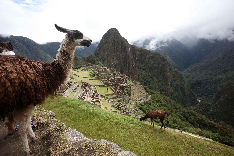 Nuestra maravilla del mundo, es uno de los sitios más visitados por los turistas en feriados. (Foto: AP)