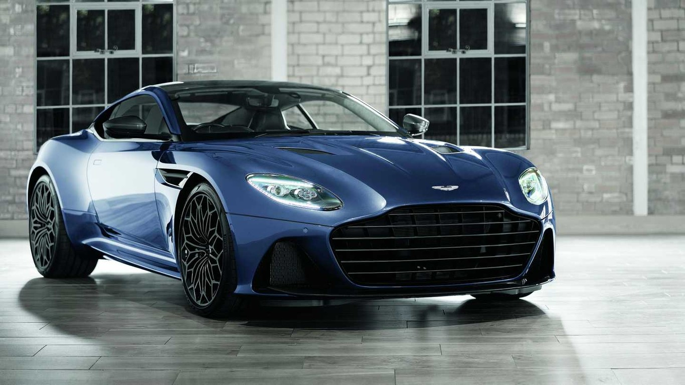 Aston Martin DBS Superleggera 007, el auto diseñado por Daniel Craig que será el sueño de todo fanático de James Bond