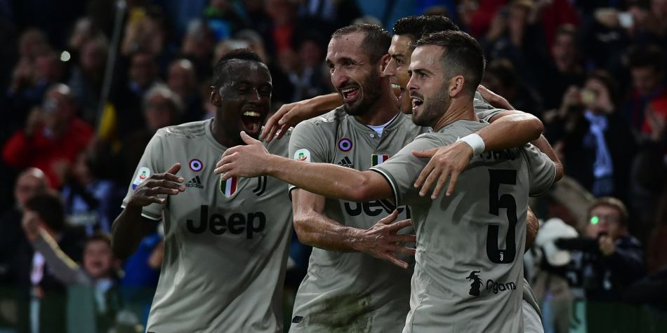 Juventus vs. Genoa EN VIVO: VER AQUÍ HOY el partido por Serie A
