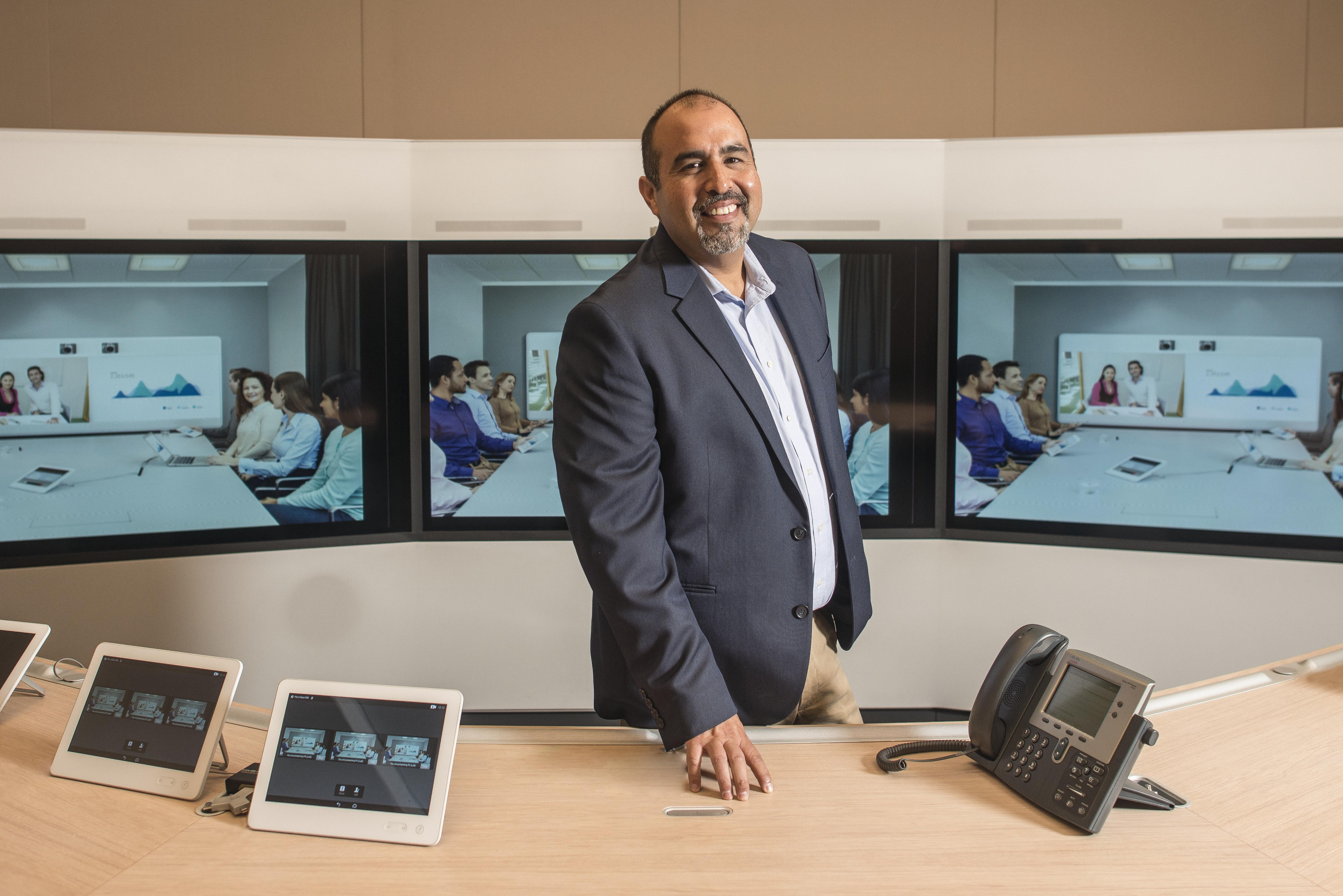 """""""La ola de transformación digital es para todas las empresas"""""""