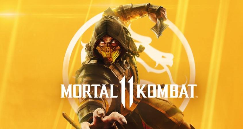 Mortal Kombat 11 ya se encuentra disponible en preventa
