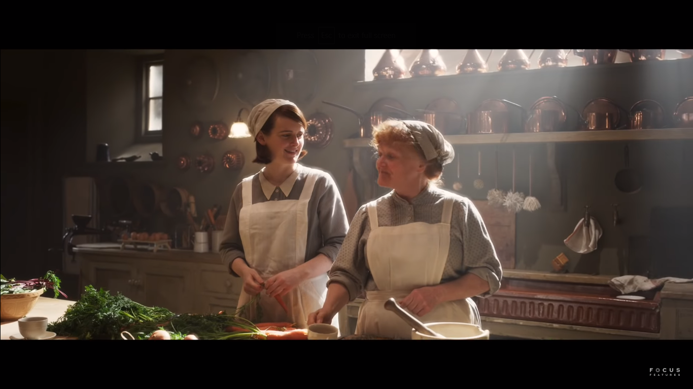 'Downton Abbey' presenta tráiler de la versión cinematográfica de la serie | VIDEO