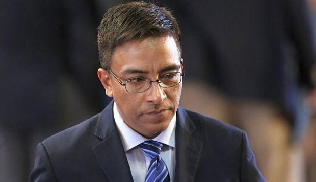 Fiscalía denunció constitucionalmente a Vieira por tráfico de influencias