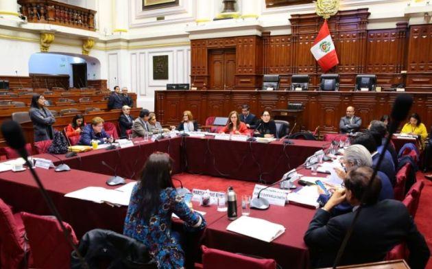 Comisión de Constitución: Se aprueba segundo dictamen de la reforma política