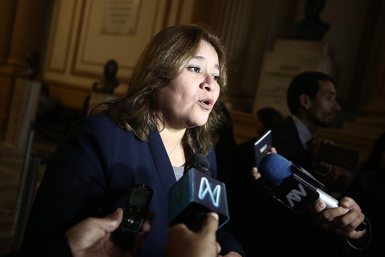 Sánchez: denuncia de Paloma Noceda se verá con celeridad y el debido proceso