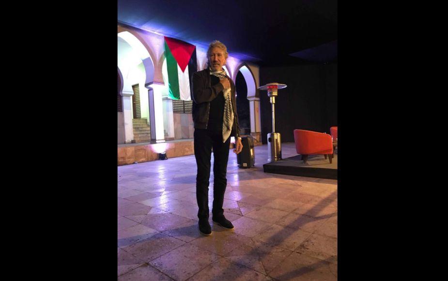 Roger Waters habla fuerte. 'El orígen de los neofascismos es el temor al otro'