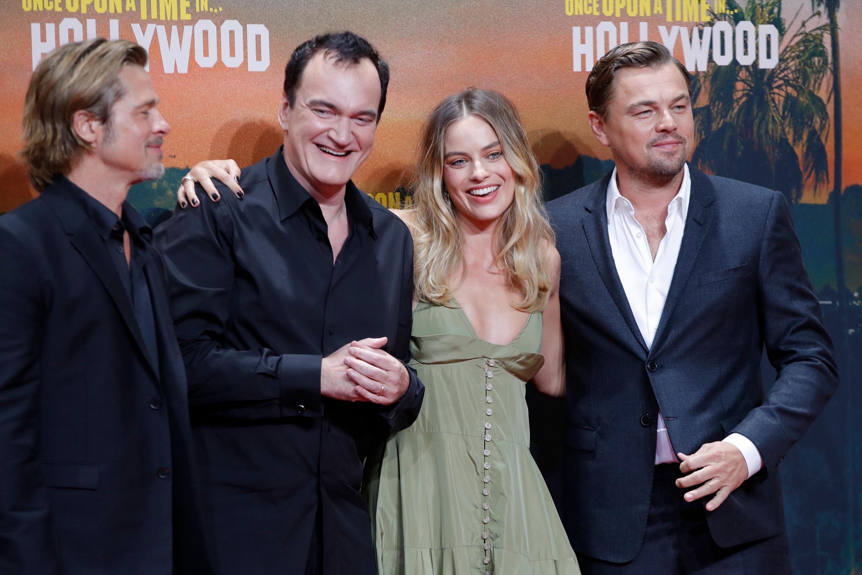 DiCaprio accedió a reducir su salario para estar en la cinta. (AFP)