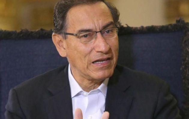 Chats revelan distanciamiento con Vizcarra por marginar a Peruanos por el Kambio