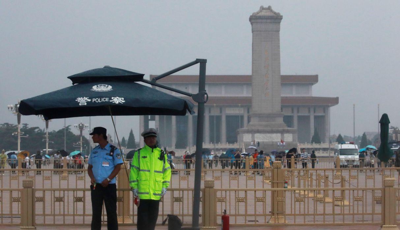 Silencio y seguridad en Beijing en el 30 aniversario de represión en Tiananmen   FOTOS