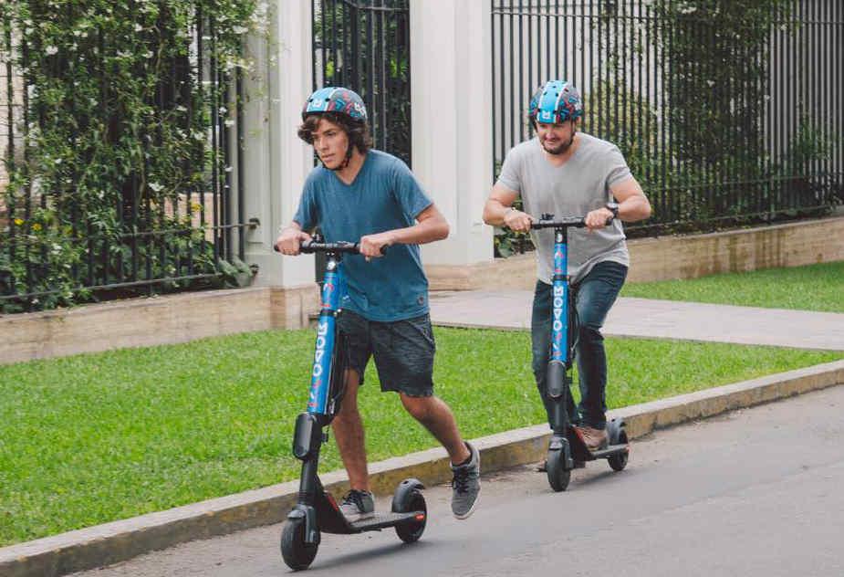 Surquillo será el cuarto distrito donde se alquilarán scooters eléctricos