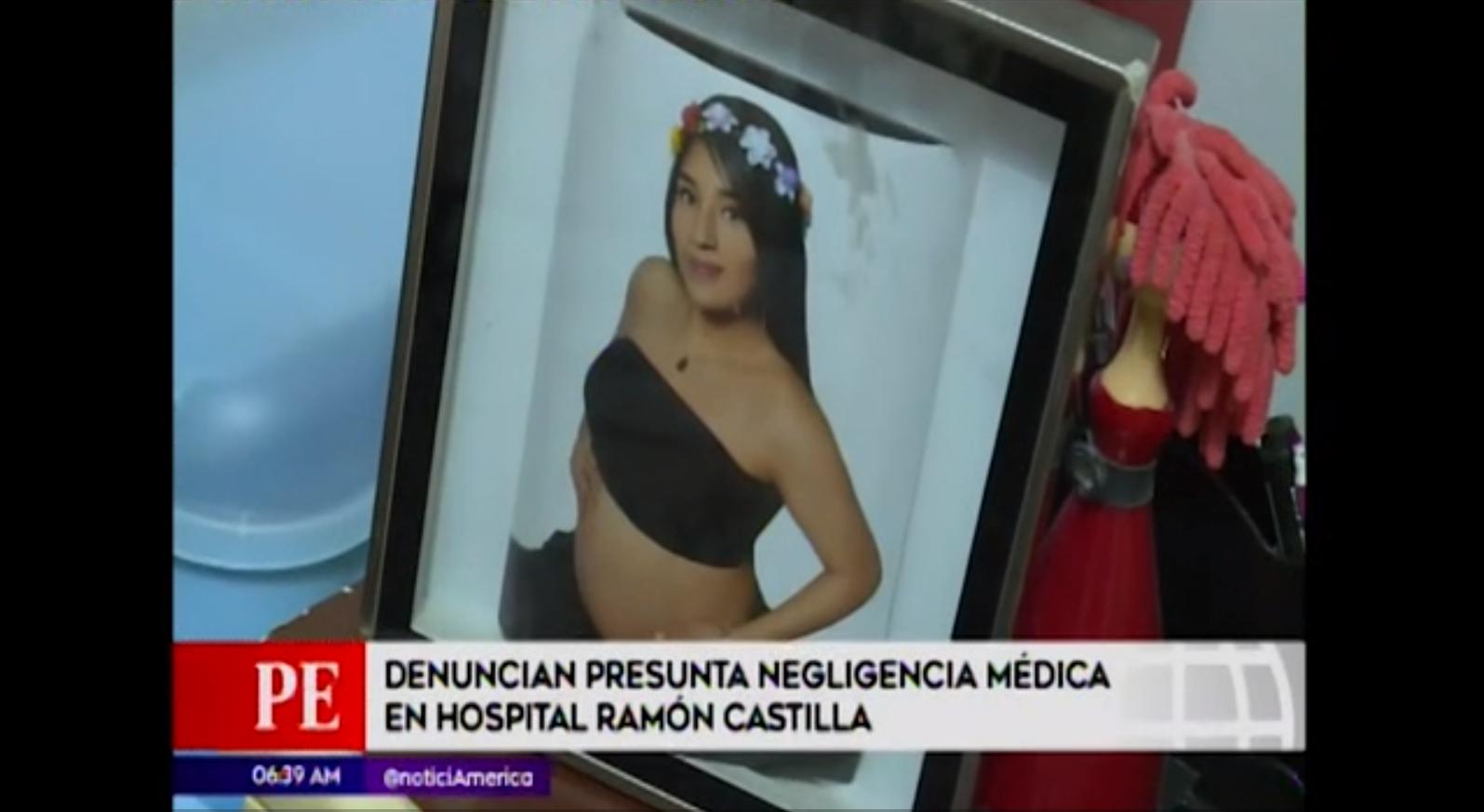 Denuncian presunta negligencia médica durante parto de joven en hospital Ramón Castilla - Diario Perú21