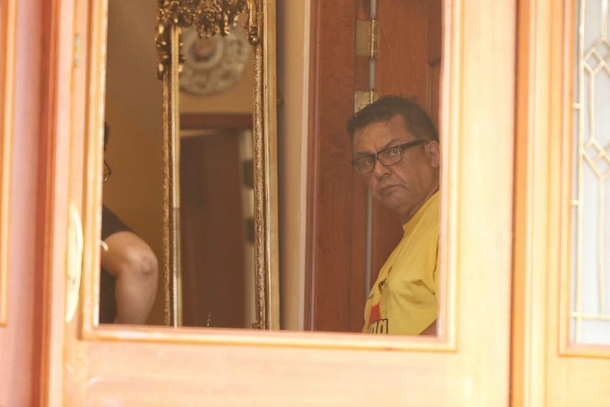 Exalcalde del Callao Juan Sotomayor y excongresista Víctor Albrecht fueron detenidos en megaoperativo   FOTOS