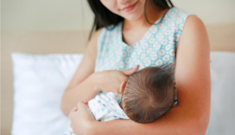 Bebés amamantados tienen menos riesgo de ser obesos, señala la OMS