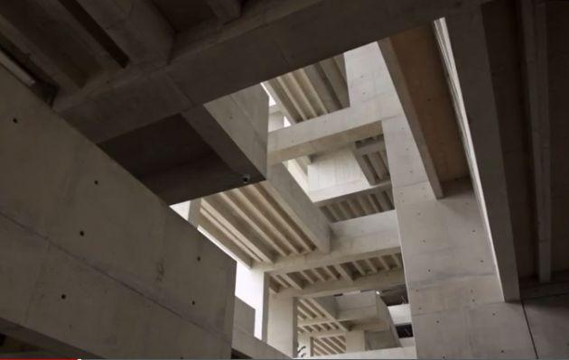 Este edificio en Perú ganó el Premio Internacional de Arquitectura RIBA