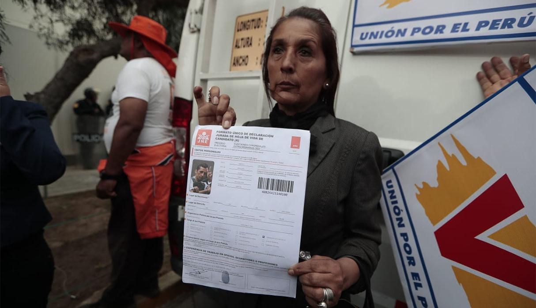 Elecciones 2020: Unión por el Perú presenta su lista con Antauro Humala a la cabeza - Diario Perú21