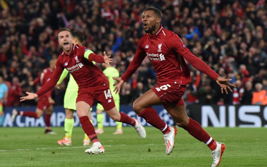 Liverpool eliminó al Barcelona tras goleada por 4-0 y pasó a la final de la Champions League