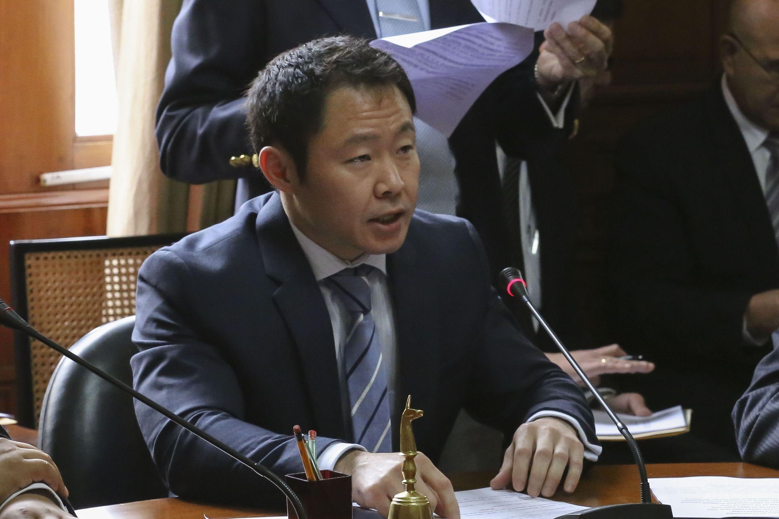 Pleno del Congreso debatirá regreso de Kenji Fujimori antes de terminar la legislatura