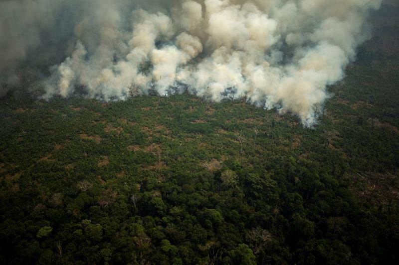 G7 acuerda ayudar a Amazonía en una cumbre marcada por fracturas sobre Irán