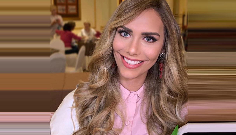 Ángela Ponce asegura que su candidatura al Miss Universo está ayudando a salvar vidas