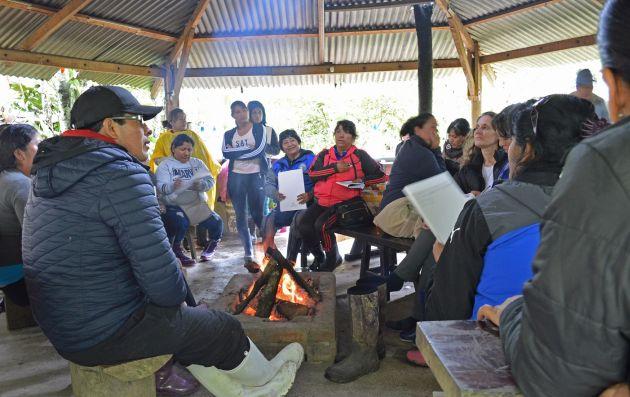 Docentes de todo el país son capacitados en campamentos científicos vivenciales