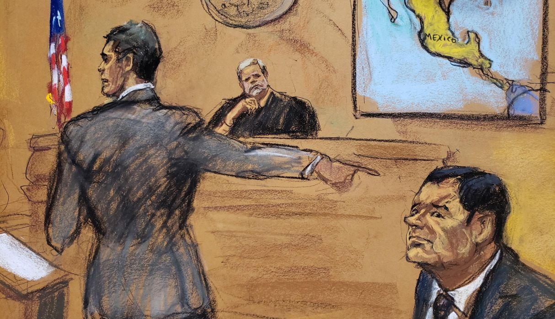 Justicia de EE.UU. aplaude sentencia a El Chapo y promete seguir luchando