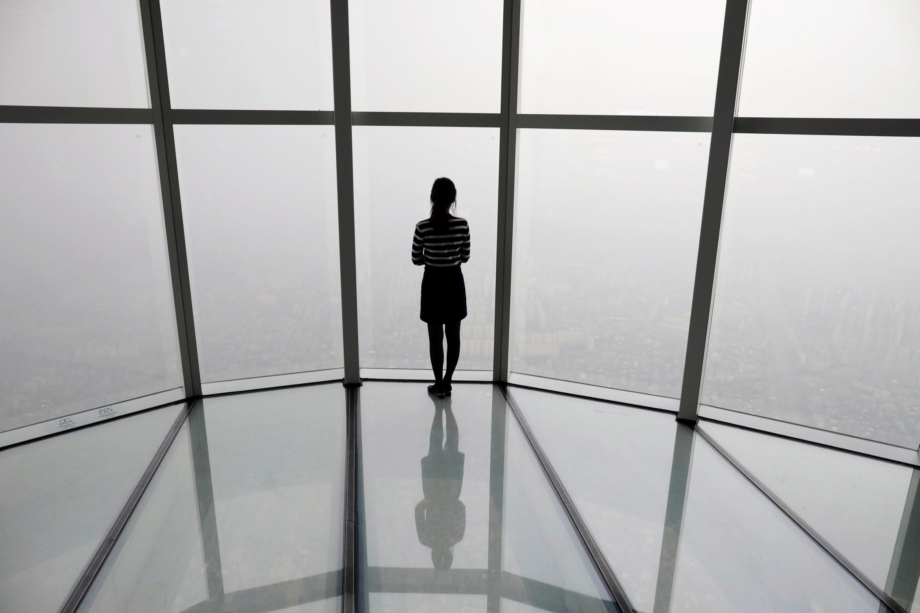 Seúl quiere generar lluvia con China contra la contaminación