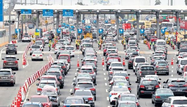Comisión del Congreso debatirá informe final sobre aumento de peajes en Lima