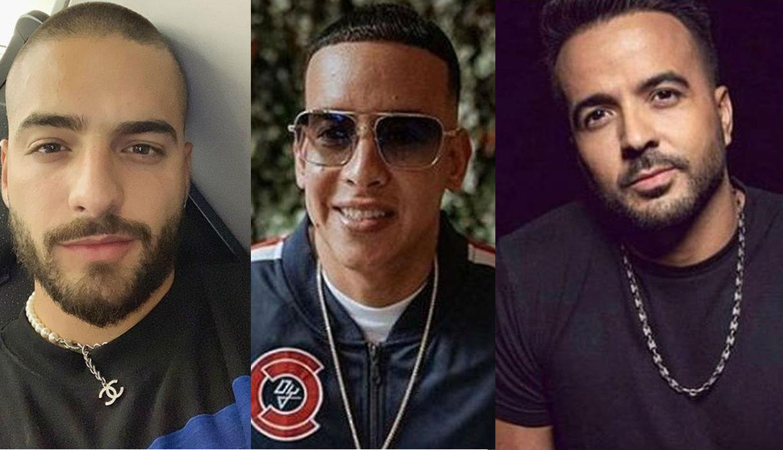 FaceApp: Maluma, Luis Fonsi y otros cantantes latinos se muestran como 'viejitos'