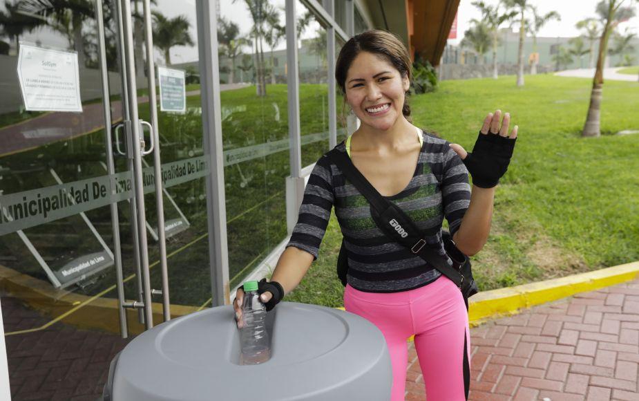 'Reciclatón por Lima': Municipalidad de Lima organiza campaña para incentivar el reciclaje   FOTOS