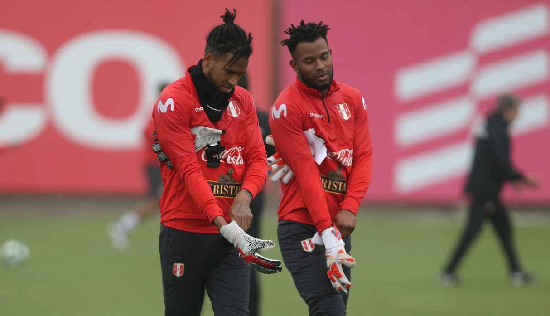 Gallese es respaldado por Cáceda luego de error en la Copa América 2019