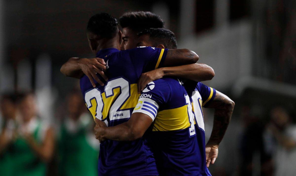 Boca ganó 4-0 a Central Córdoba con doblete de Carlos Tevez por la fecha 20° de la Superliga argentina [Foto: AFP]