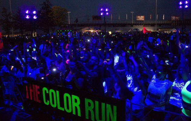 The Color Run Night 2018, la corrida nocturna más grande regresa a Lima