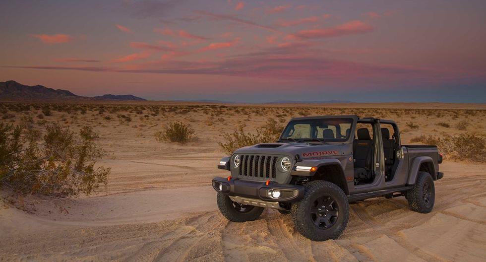 Jeep presenta la versión más extrema de su pick-up Gladiator | FOTOS