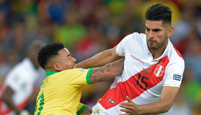 Ricardo Gareca reveló su felicidad por el regreso de Carlos Zambrano a la selección peruana